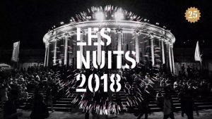 Les Nuits 2018