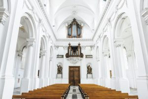 Eglise abbatiale - Gaetan Nadin