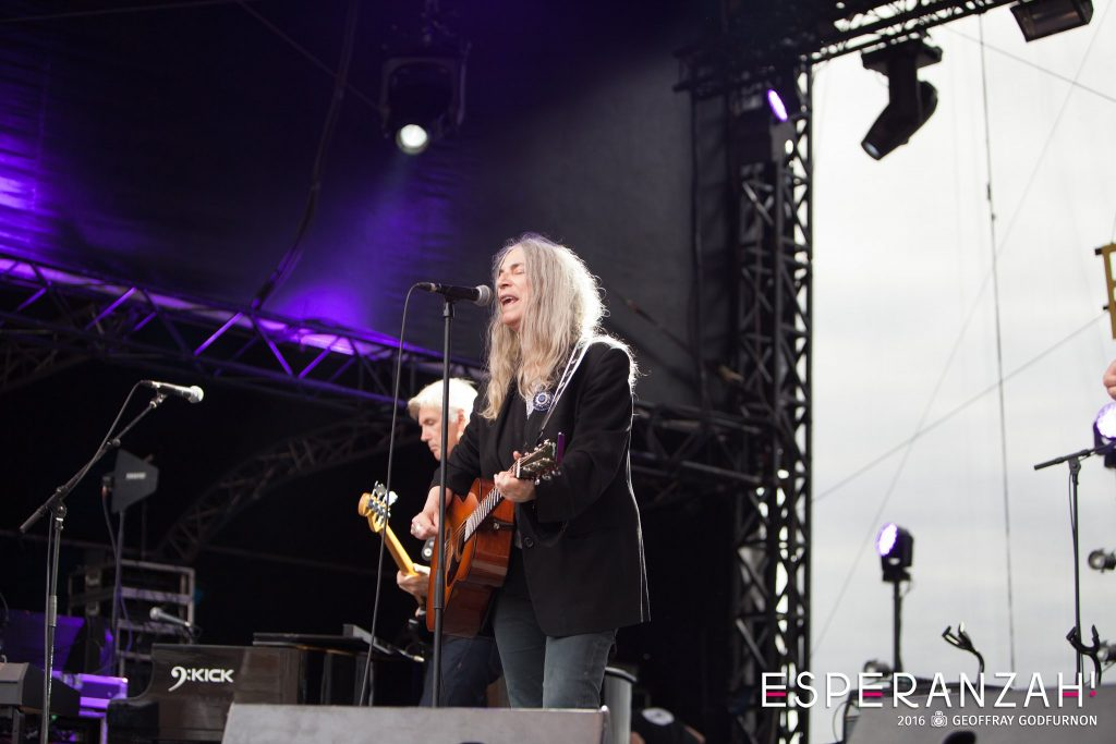 5 concerts coup de coeur : Patty Smith
